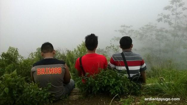 Gunung Kukusan, Jawa Tengah