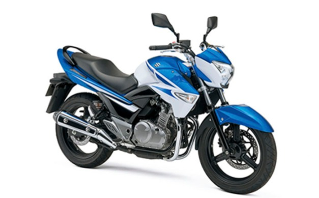 Suzuki Inazuma 2016