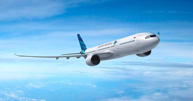 Airbus A330neo Garuda Indonesia