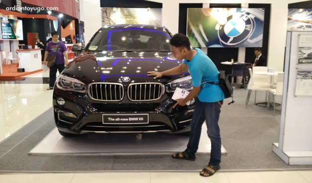 All New BMW X6