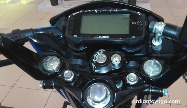 Suzuki Satria F150 Injeksi