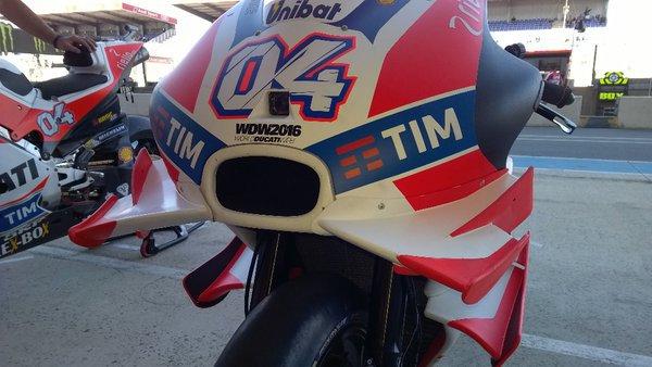 Winglet di MotoGP