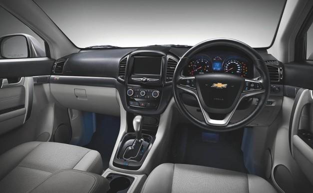 Chevrolet Captiva 2016 Indonesia