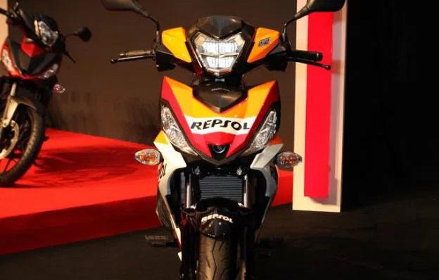 Honda Supra GTR 150 Repsol