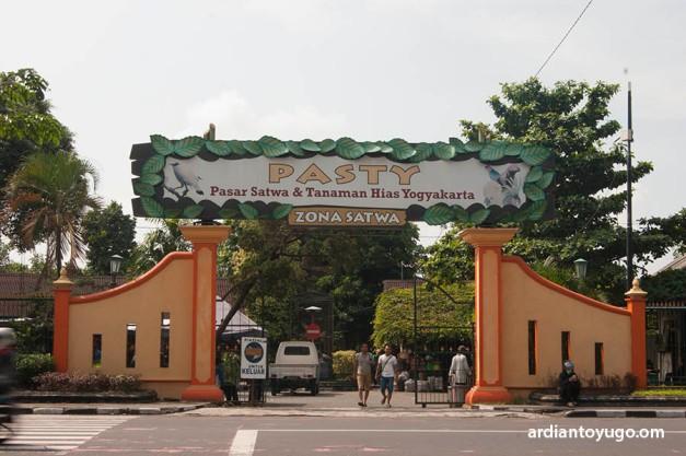 Pasar Satwa dan Tanaman Hias Jogja