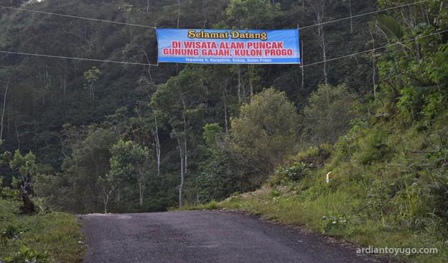 Gunung Gajah, Kulon Progo (1)